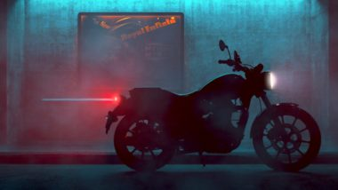 Royal Enfield Meteor 350 Motorcycle Teased Ahead of India Launch